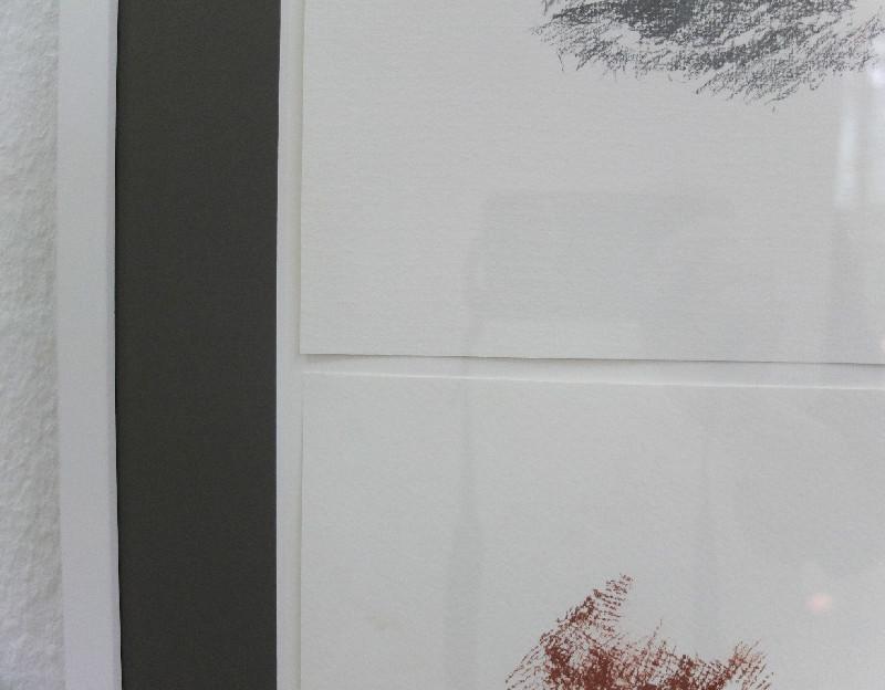 Einrahmung von zwei Skizzen in einen Rahmen